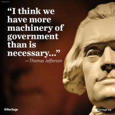 Jefferson - Machinery of Govt. (2)
