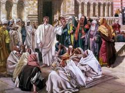 Jesus & Pharisees