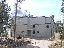 vATICAN TELESCOPE